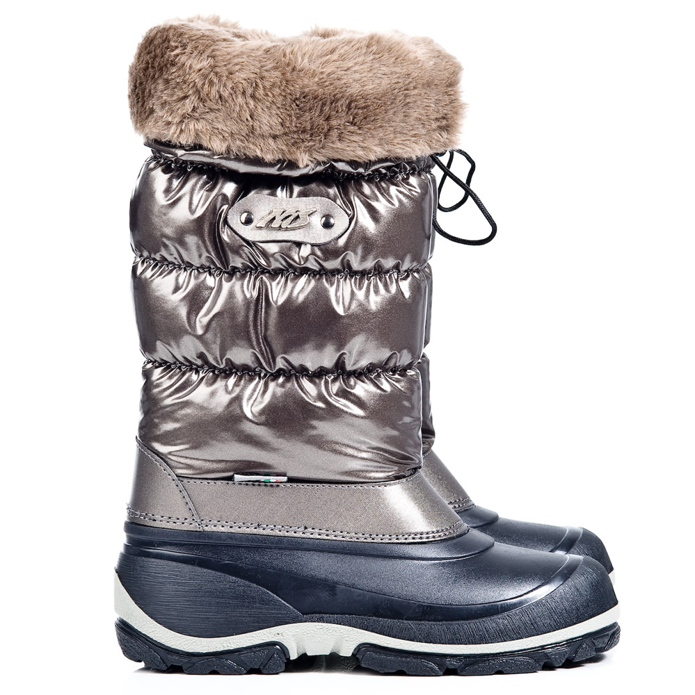 Fashionable Womens Snow Boots A snow boot that stands out