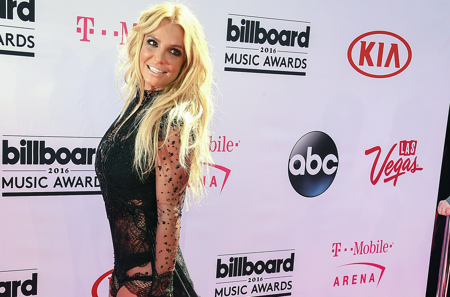 LAS VEGAS, NV - MAY 22:  Honoree Britney Spears attends the 2016 Billboard Music Awards at T-Mobile Arena on May 22, 2016 in Las Vegas, Nevada.  (Photo by Steve Granitz/WireImage)