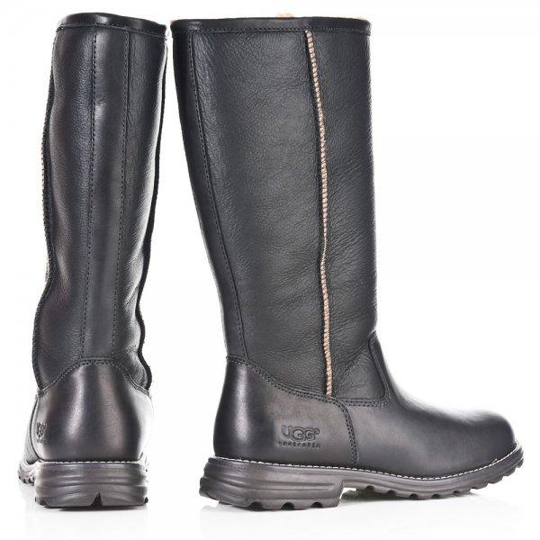 a10eb9a2b3f Brooks Tall Ugg Boots Black - cheap watches mgc-gas.com