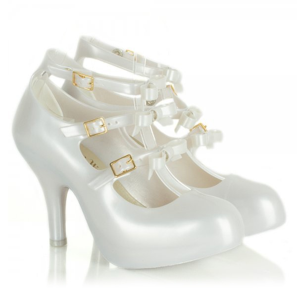 vivienne westwood white vw 3 elevated bow s