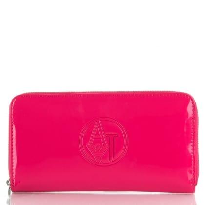 Armani Jeans Pink 05.V32.RJ Women's Wallet
