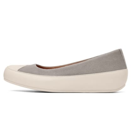 Mink Due™ Canvas Fit<br /> Platform Shoe