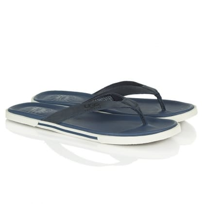 Bennison II Men's Leather Flip Flop
