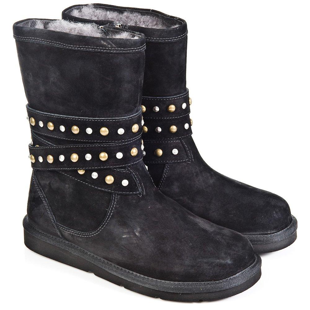 ugg womens lynnea stud boots