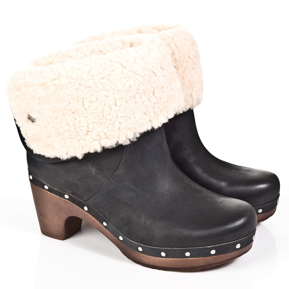 c45c5ef4c10 Ugg Leather Ankle Boots - cheap watches mgc-gas.com
