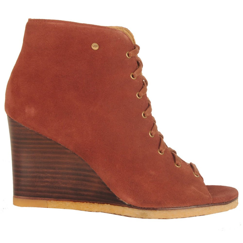 ugg 174 elyse women s wedge ankle boot