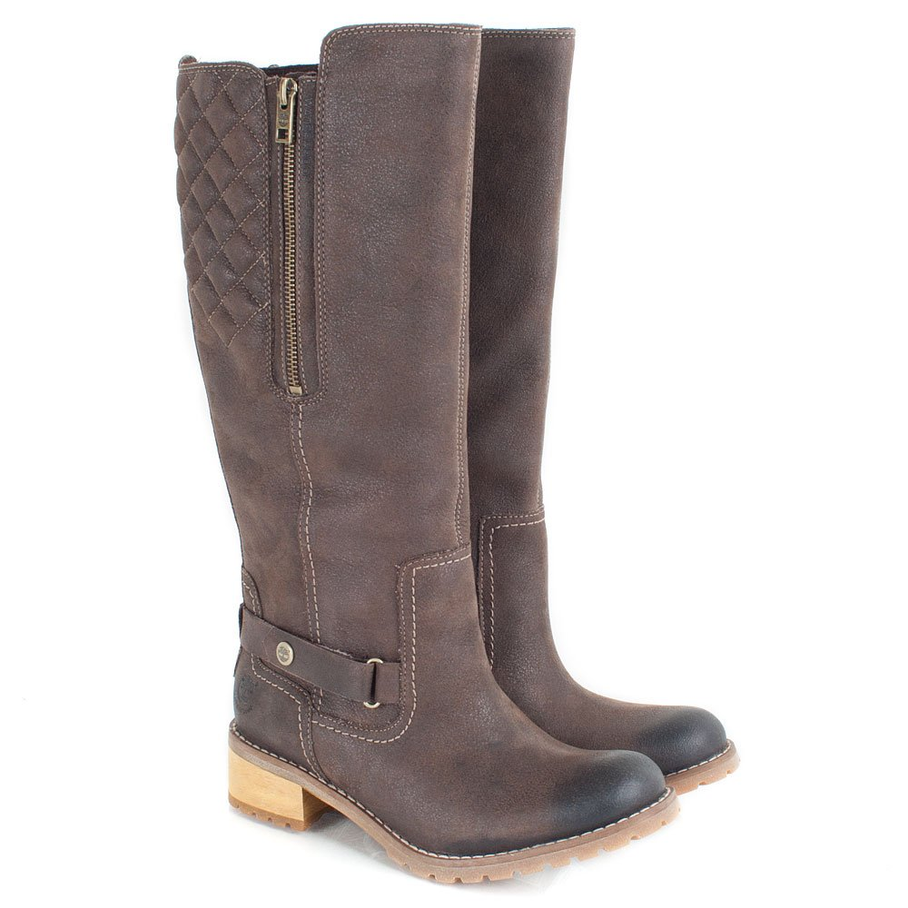 Brilliant  In The Timberland Brown Earthkeepers Savin Hill Womens Leather Boots