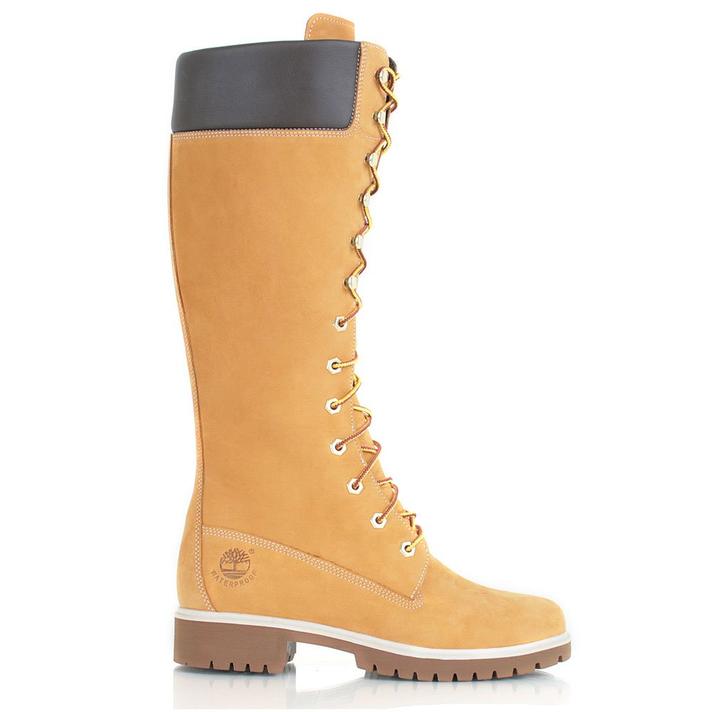 Timberland Wheat 14 Inch Premium Waterproof Women S Boot