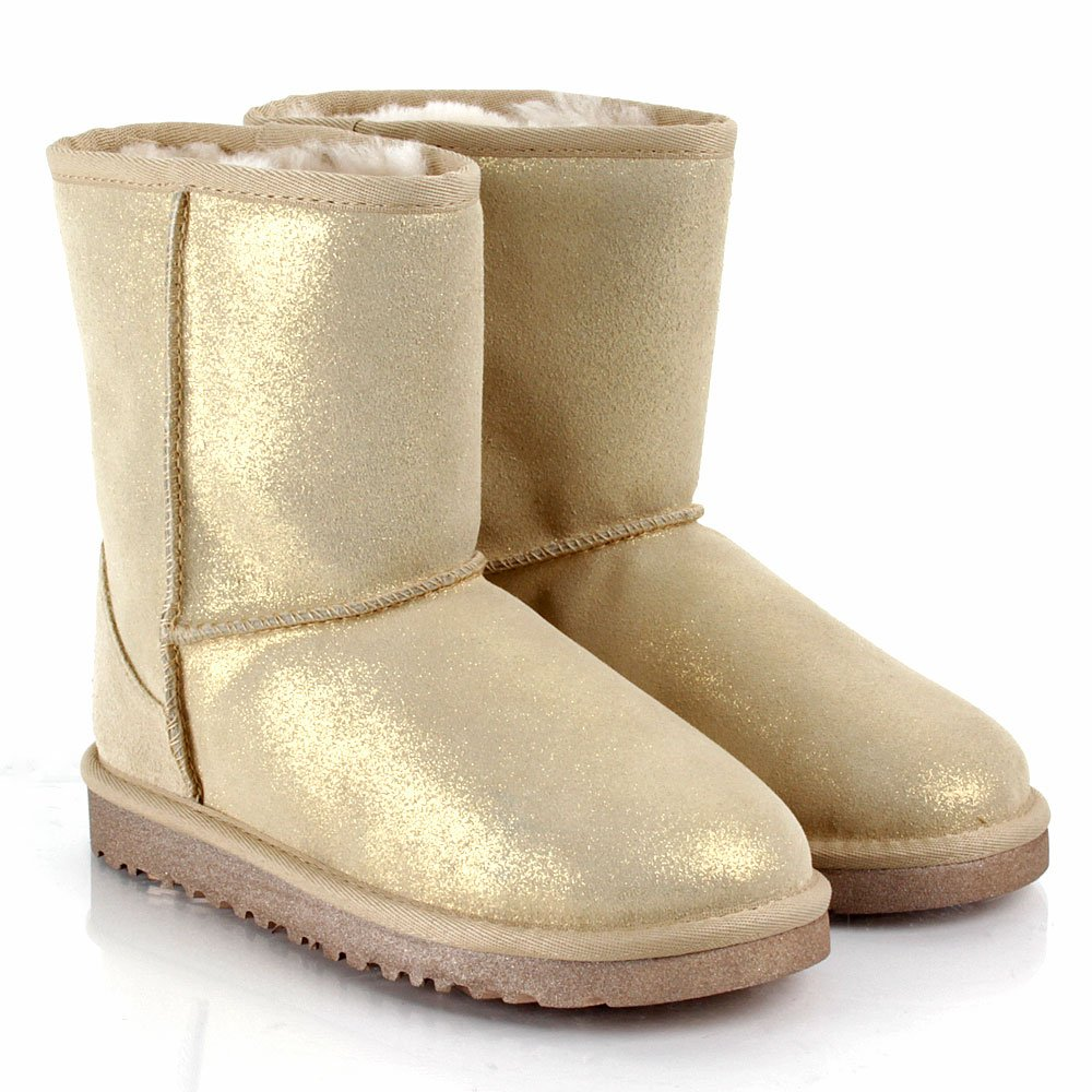 Gold Sequin Uggs Gold Sparkly Uggs Previous