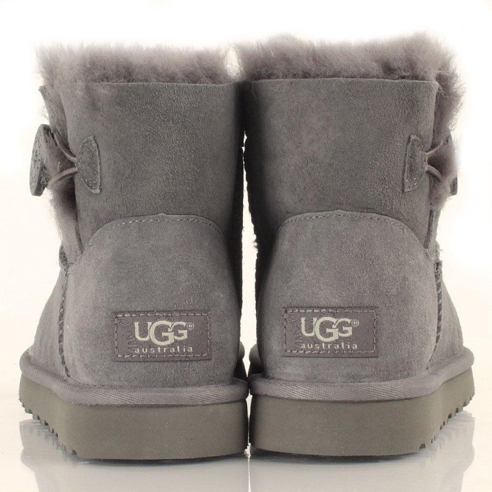 ugg mini grey