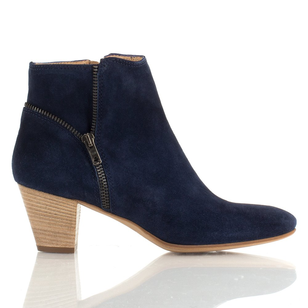 Buy low price, high quality navy ankle boots for women with worldwide shipping on bloggeri.tk