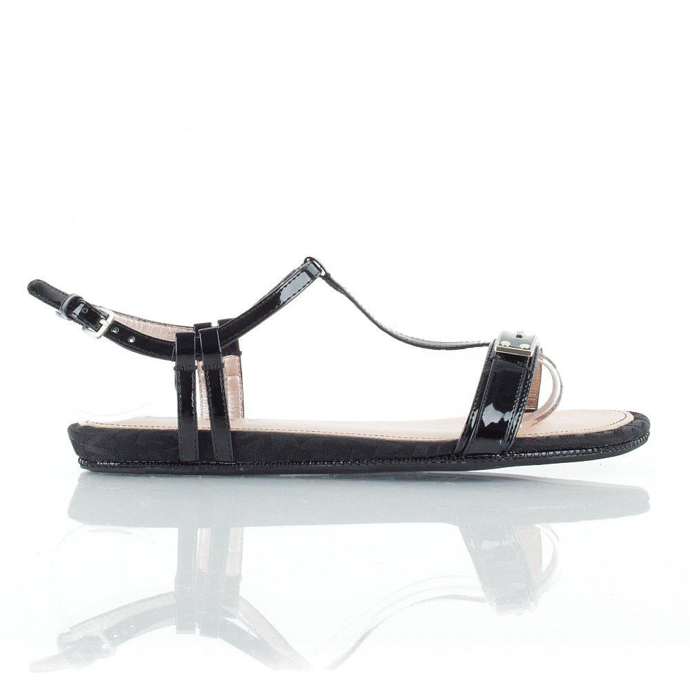 dkny k1309168 women�s tbar flat sandal