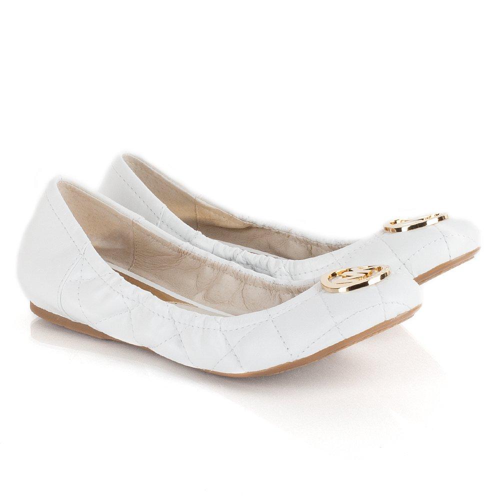 Michael Kors Women S Ballet Flat Shoe
