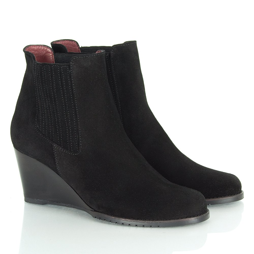 Daniel Black Cynical Women's Wedge Ankle Boot