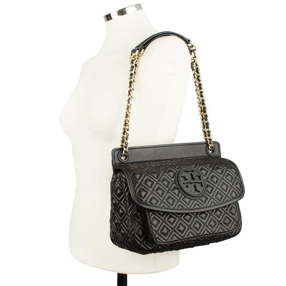 burch black marion women s small shoulder bag