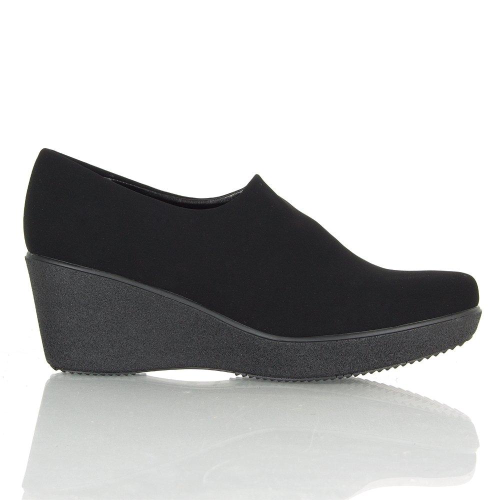 daniel hebden women s mid wedge shoe