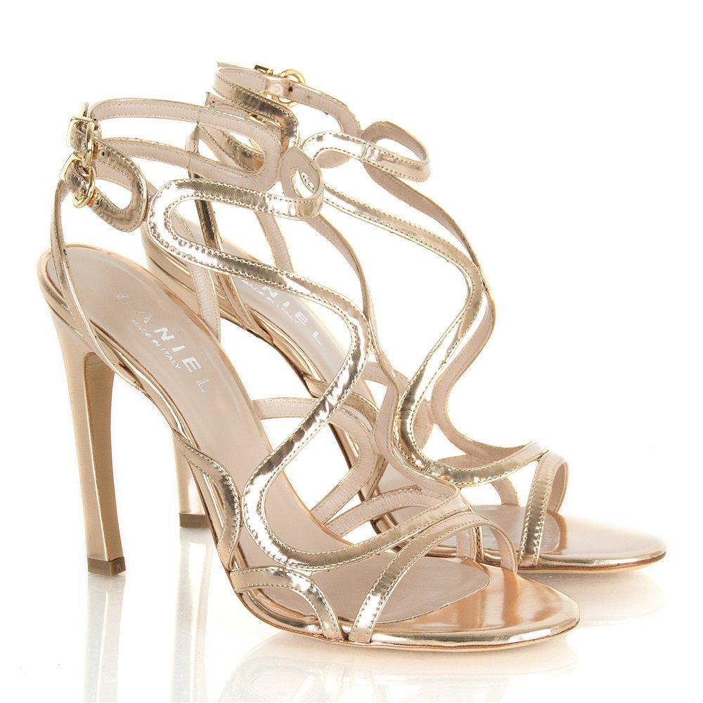 Daniel Gold Cohen Women S High Heeled Sandal