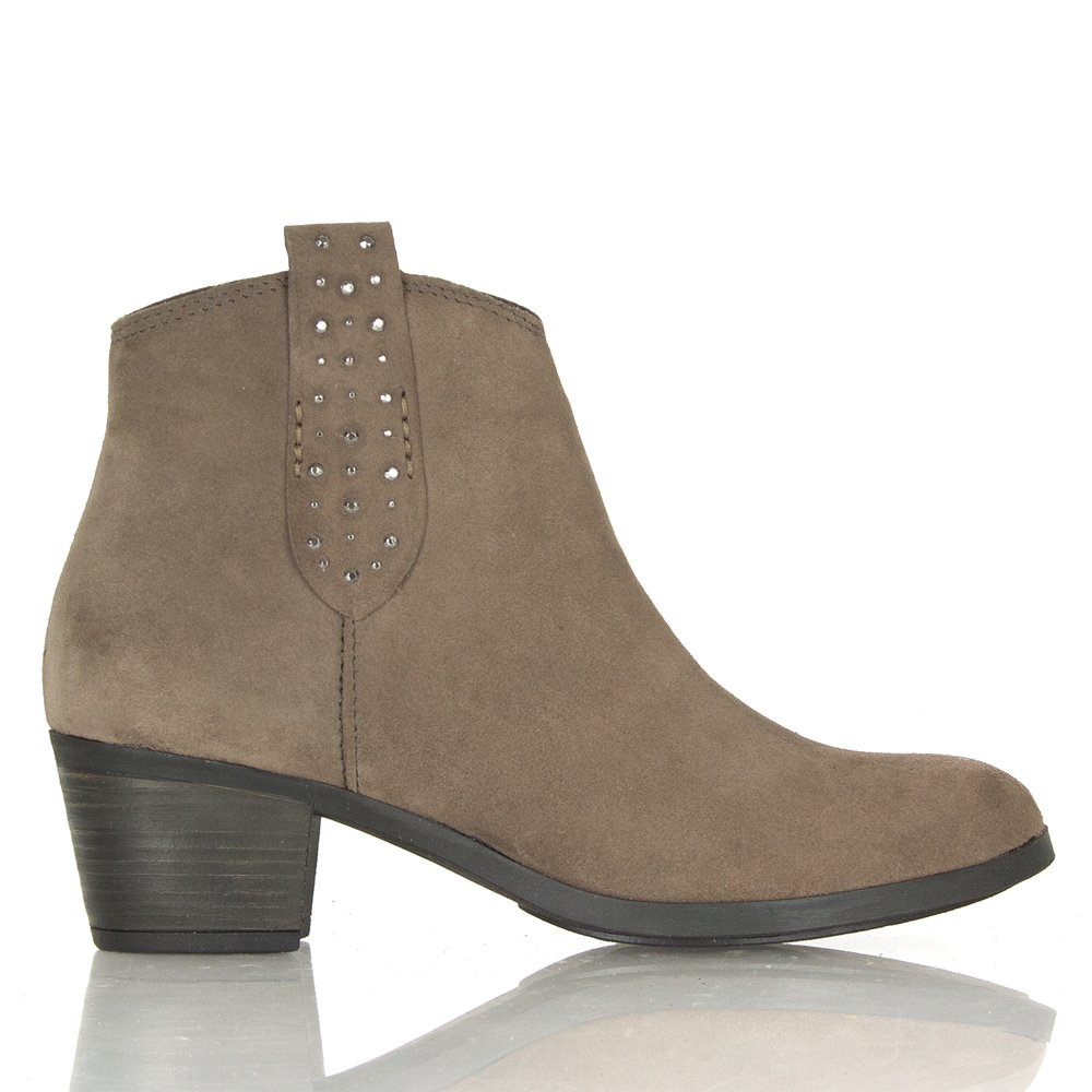 Wonderful Sam Edelman Petty Suede Ankle Boots For Women  Shoes Fashion Trends