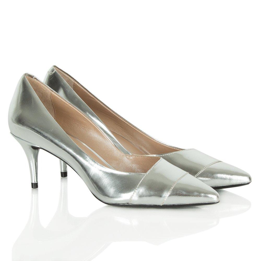 Heeled Court Shoes Uk