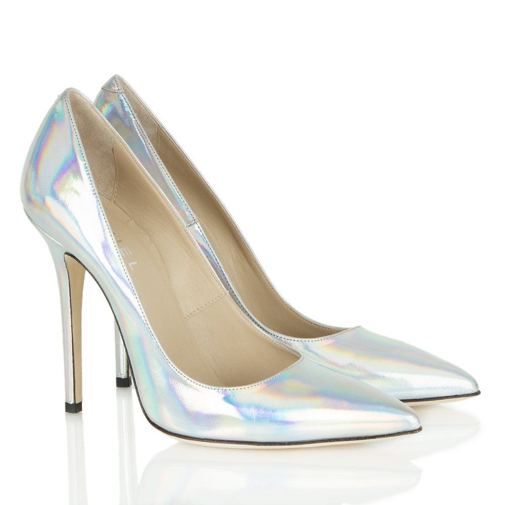 Fashion news 2013: Metallic Shoes For Spring/Summer 2013 - New