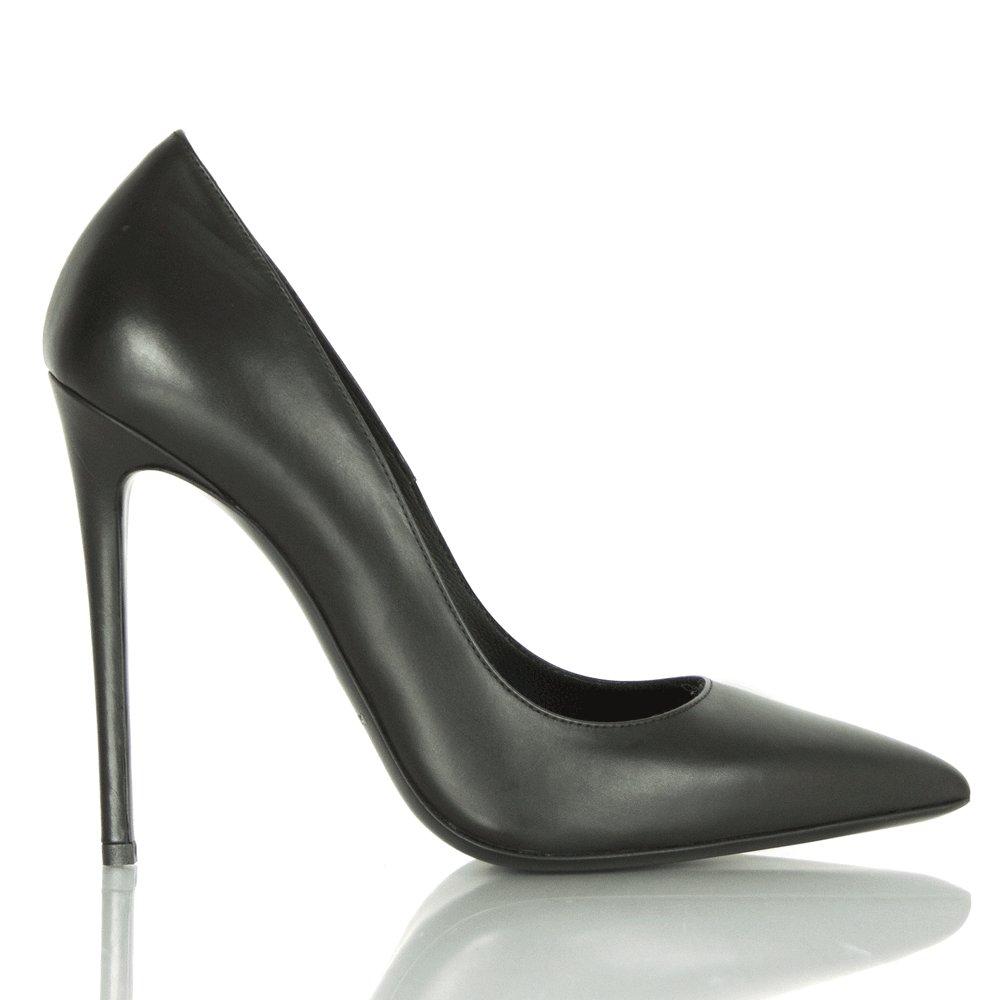 gianmarco lorenzi s black court shoe