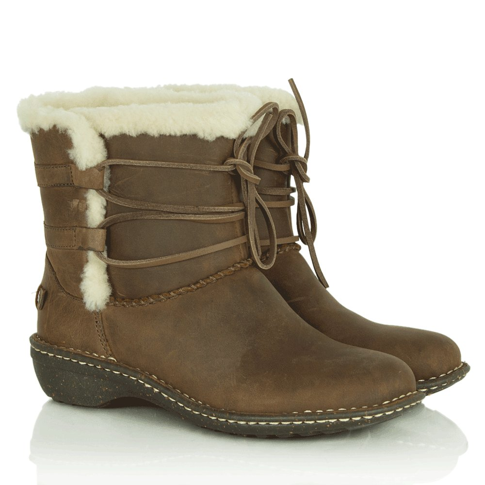 b17d7e7097e Ugg Rianne Leather Ankle Boots - cheap watches mgc-gas.com