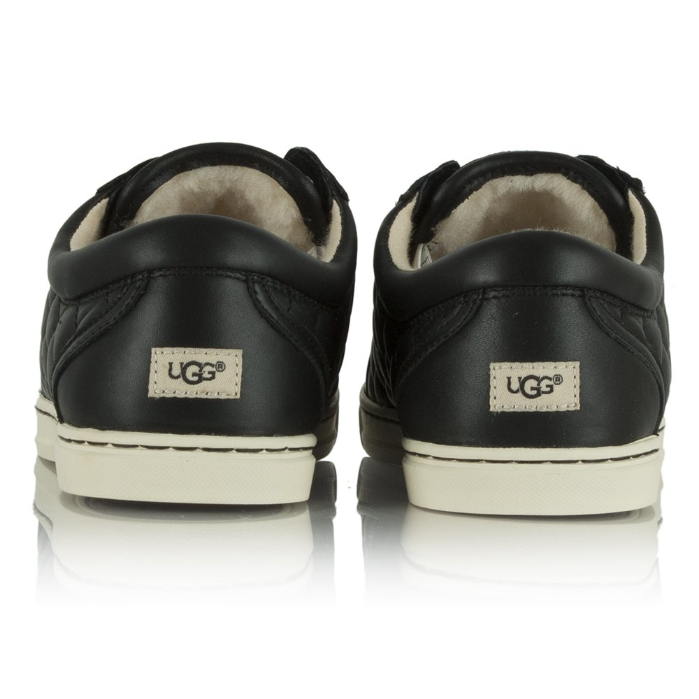 ugg leather trainers