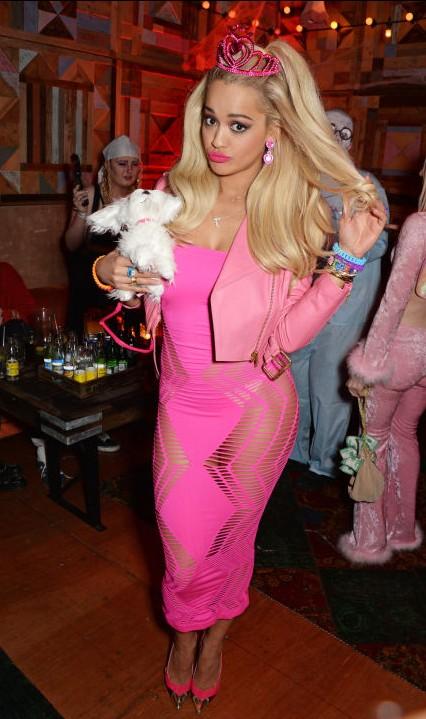 Résultats de recherche d'images pour «rita ora as barbie»