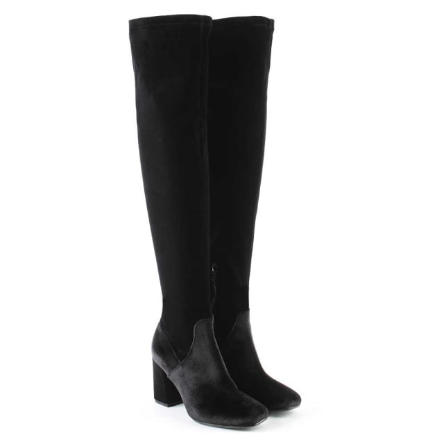 Wear The Daniel Footwear Boots Knee Blog How To Over qtYwBW5P