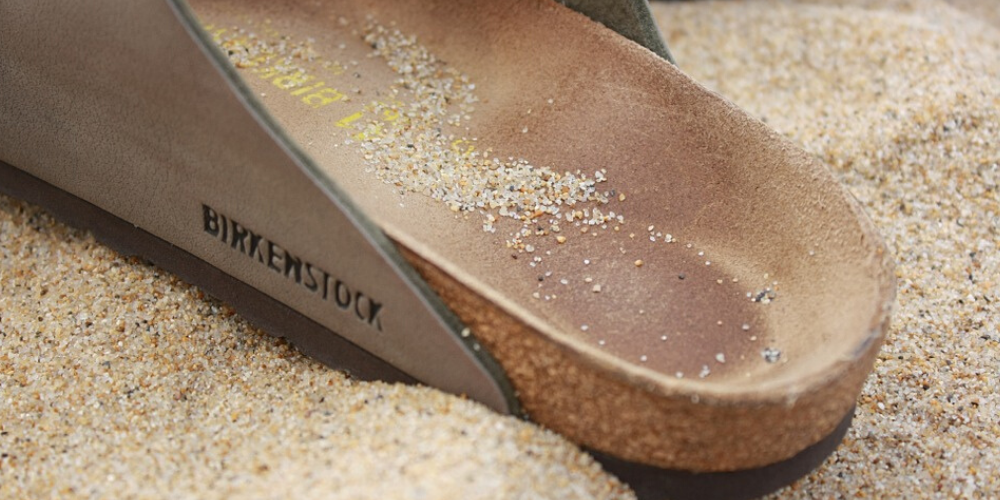 how to clean birkenstocks