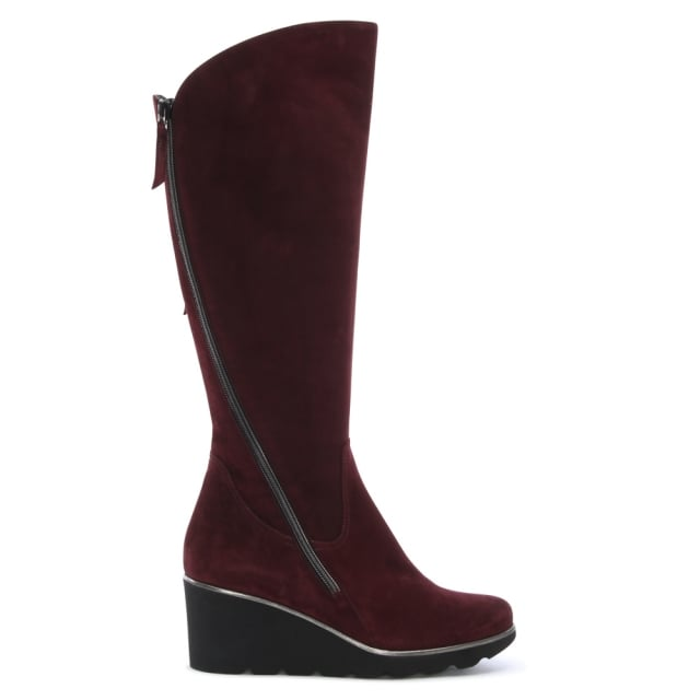 3n-burgundy-suede-wedge-knee-boots