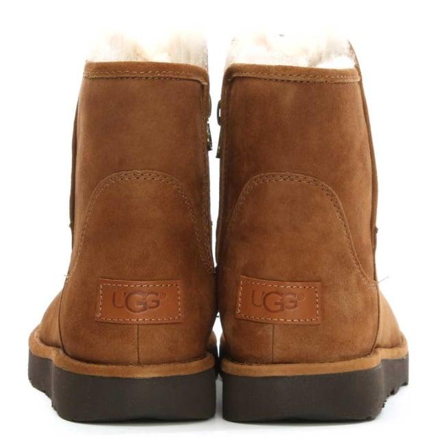 b73a36906c5 Abree Mini Bruno Suede Ankle Boot