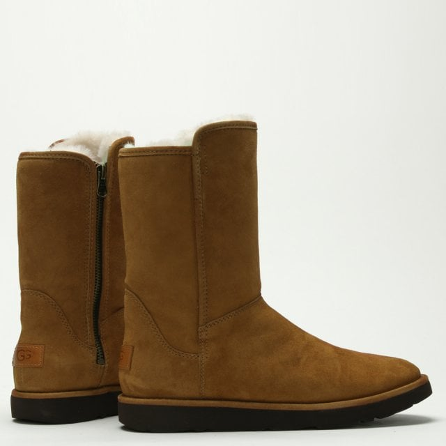 c972b989474 Abree Short II Bruno Suede Ankle Boot