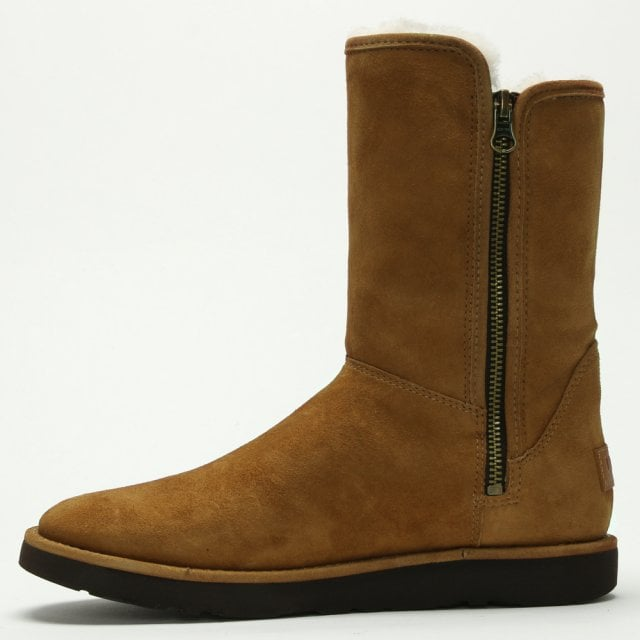 c2697f87496 Abree Short II Bruno Suede Ankle Boot