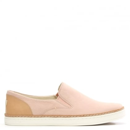 UGG Adley Quartz Leather Slip On Pump