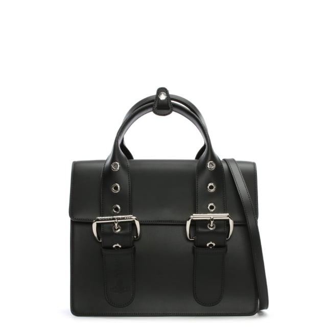 alex-black-leather-belted-ii-tote-bag