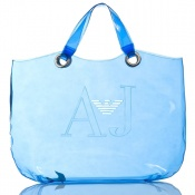 Armani Jeans Blue Murs Women's Shoulder Bag