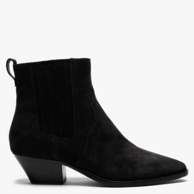 Ash Future Africa Suede Ankle Boots