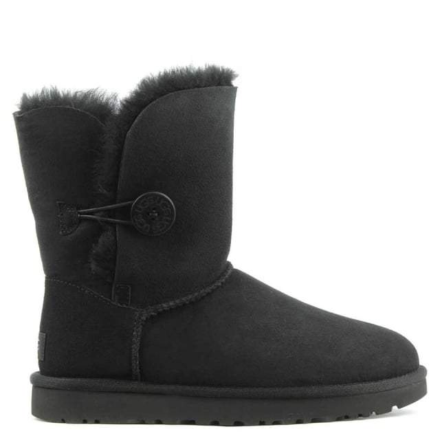 Bailey Button II Black Twinface Boot