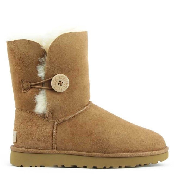 831090adb19 Bailey Button II Chestnut Twinface Boot