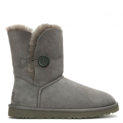 Bailey Button Womens Flat Calf Boot