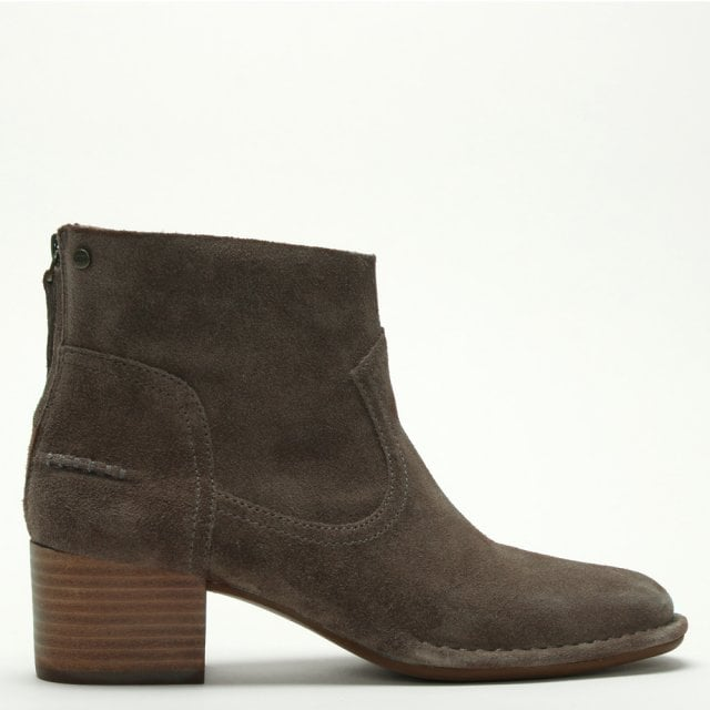a1ebfa2380a Bandara Mysterious Suede Ankle Boots