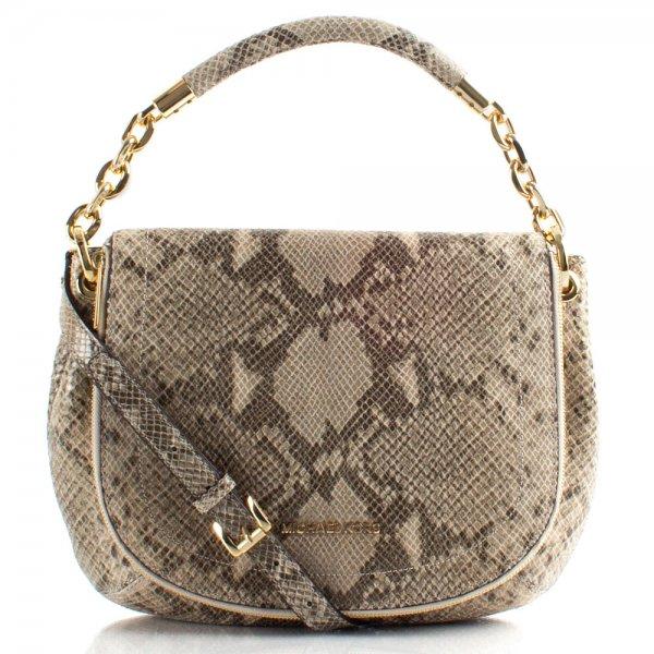 d3c7a5d69e0 Beige Reptile Python Print Stanthorpe Shoulder Women s Bag