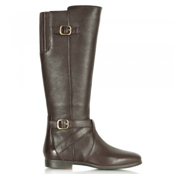 Beryl Stout Women's Flat Knee High Boot