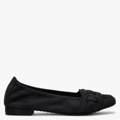 Kennel und Schmenger Womens Slingback Platform Ballet Flats