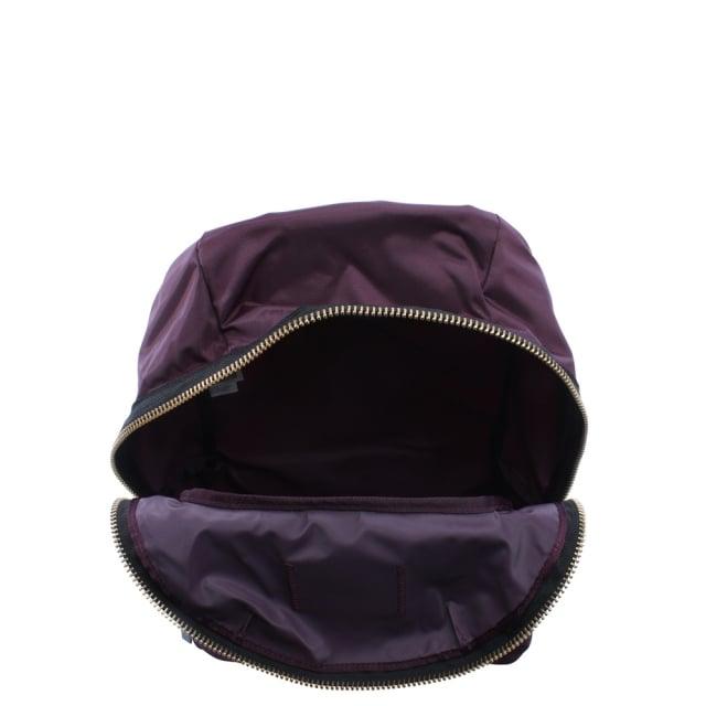 0ba0e1c63097 Marc Jacobs Biker Dark Violet Nylon Backpack II