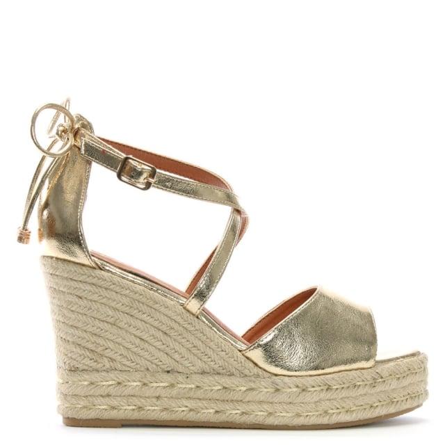 bismark-gold-metallic-top-lace-wedge-espadrilles