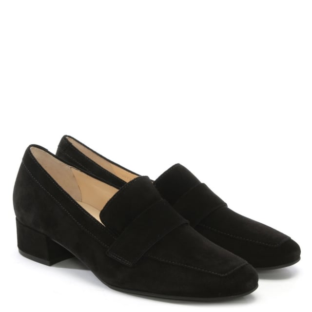 Block Heel Loafers cheap sale online huge surprise sale online clearance popular 87fKGxkd