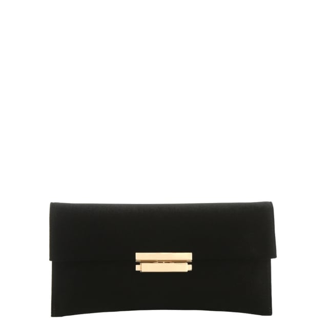 24ee7c239beb Daniel Black Velvet Clutch Bag