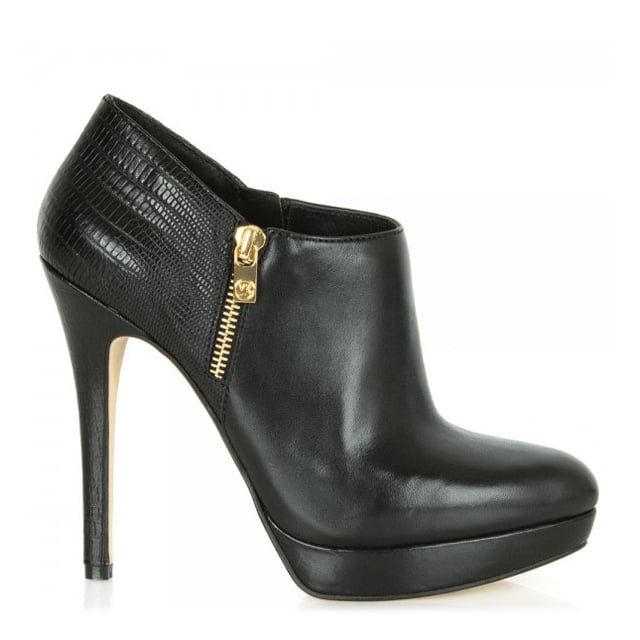 Black York Bootie Women 19344686 fashion styles hot sale online